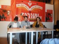 """Gëzim Aliu me """"Libri i fundit"""" në panairin i librit Tiranë, 2012"""