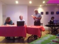 Mbrëmje letrare me poezinë e Jamarbër Markos në Londër, 27.9.2014
