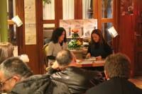 "Prezantimi i librit ""Indinjohuni"", Dit' e Nat', 2012"