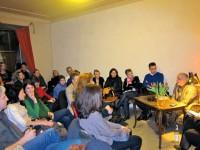 Mbrëmje leximi me Beqë Cufaj në Mama's Bar Berlin, 2012